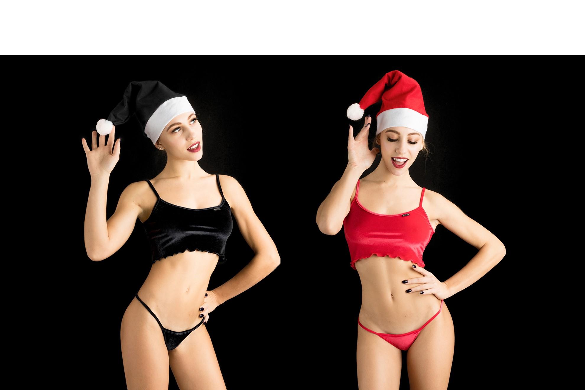 CHRISTMAS SALLY + NINFEA