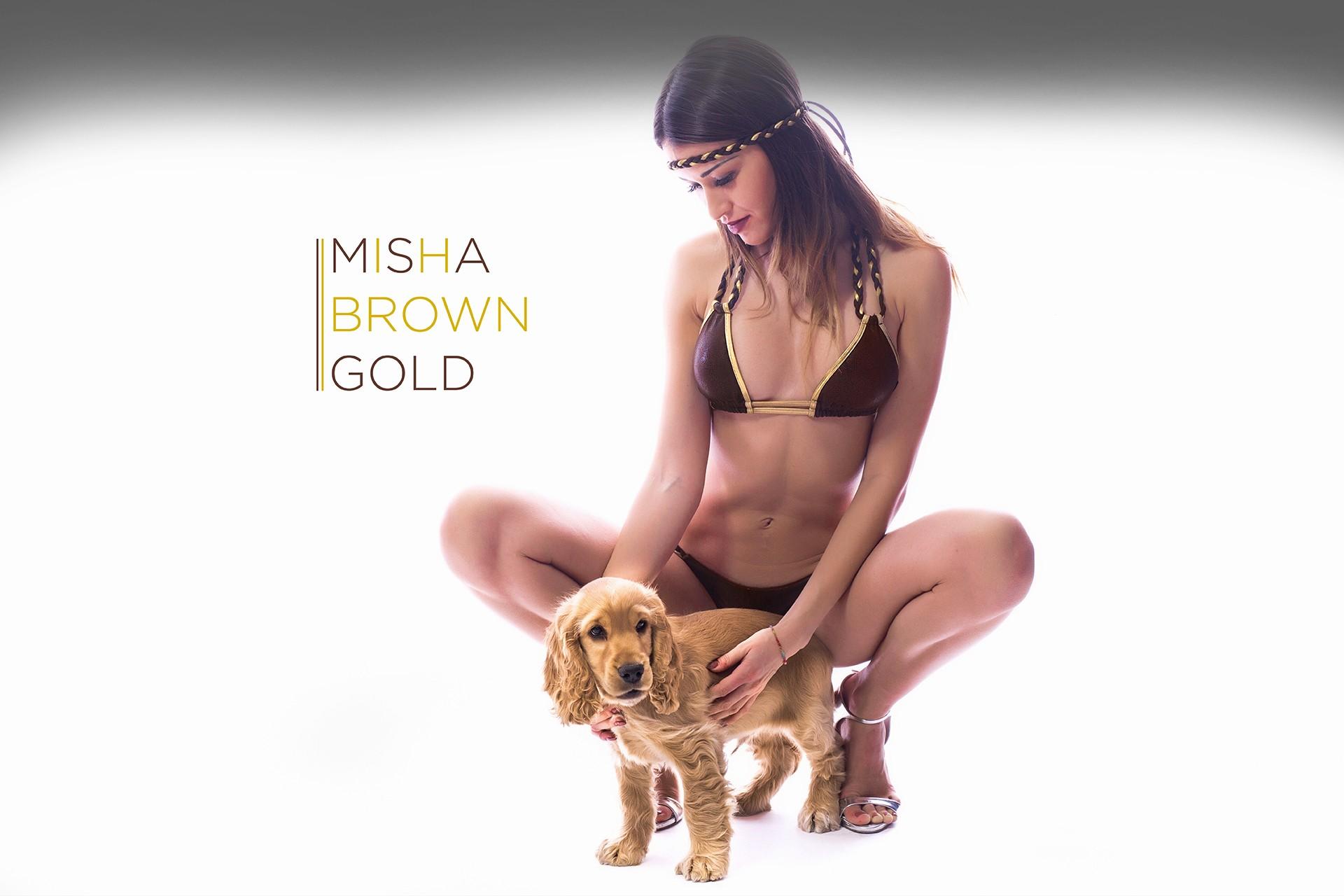 MISHA BROWN&GOLD